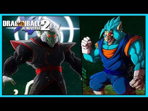 GREAT APE FUSIONS! Limit Breaker Fusion Oozarus Battle Royal | Dragon Ball Xenoverse 2 Mods
