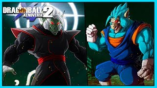 GREAT APE FUSIONS! Limit Breaker Fusion Oozarus Battle Royal | Dragon Ball Xenoverse 2 Mods