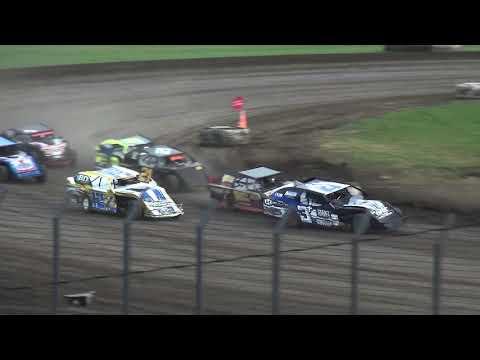 IMCA Sport Mod Heats 1-2 Davenport Speedway 9/21/18