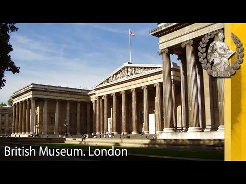 El Museo Británico de Londres (British Museum. London. UK)