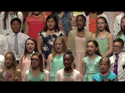 Greenville County Schools Spring Sing 2017