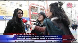 Cumhurbaşkanı Erdoğan'ın zina çıkışı hakkında vatandaş ne diyor? Ceza olmalı mı?