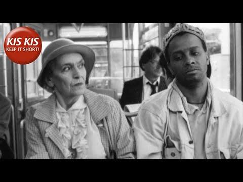 Oscar-awarded short film against racism   'Schwarzfahrer' - by Pepe Danquart