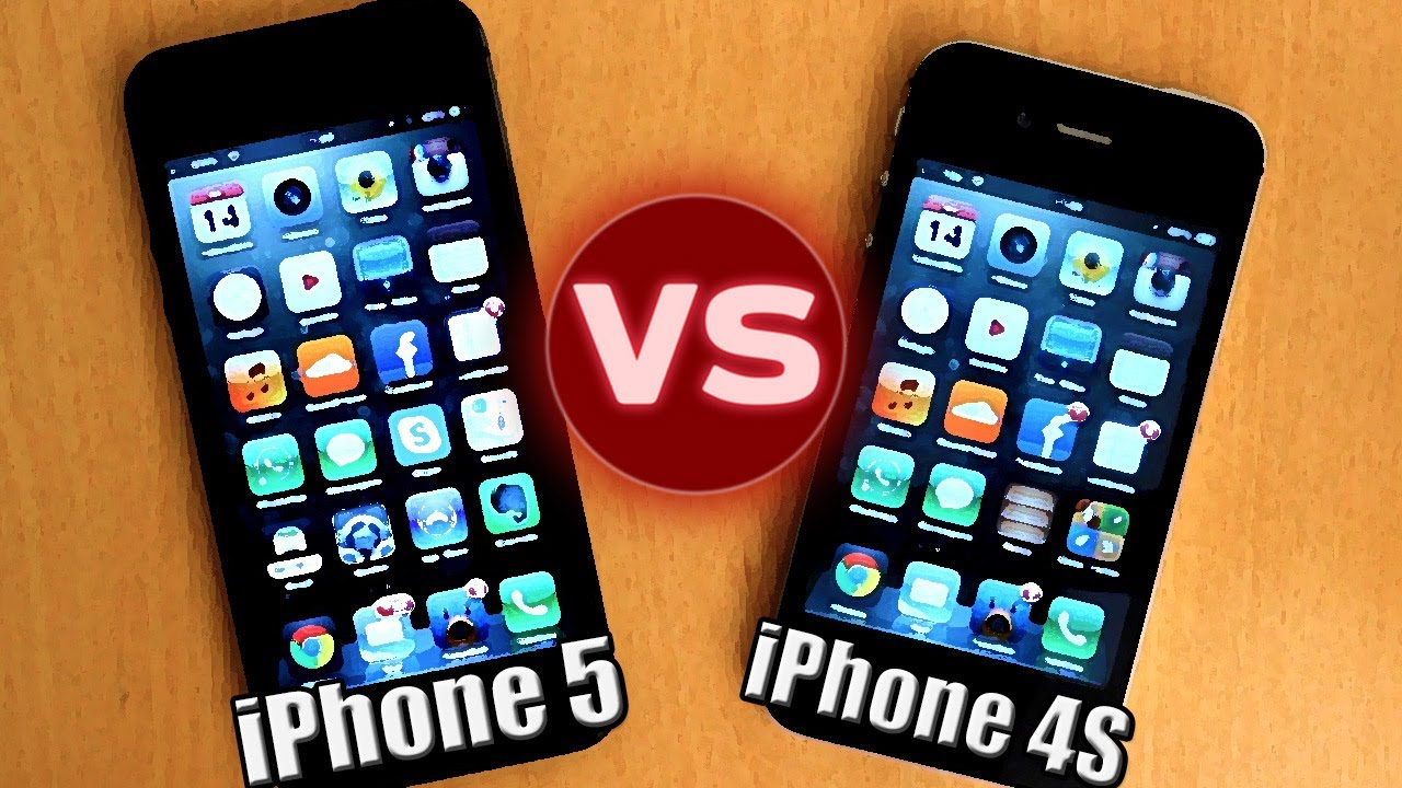 iphone 4s vs iphone 5 testes iphone 5 vs iphone 4s desempenho 17358