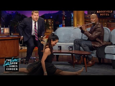 Terry Crews & Lucy Liu's Hidden Talents from YouTube · Duration:  3 minutes 5 seconds