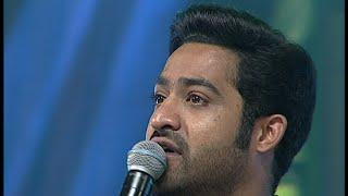 Jr. NTR about Janakiram at Temper Audio Launch