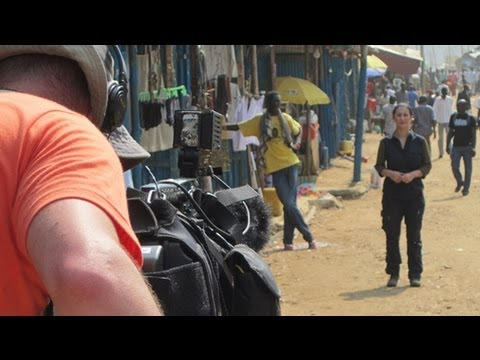Behind the Scenes - On Location in Juba