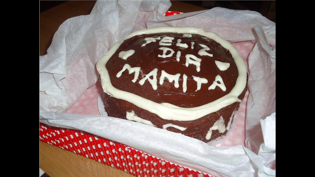 pasteles para bebés mamá