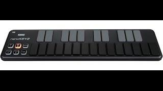 МногоГерц. Обзор MIDI-клавиатуры KORG NanoKEY2
