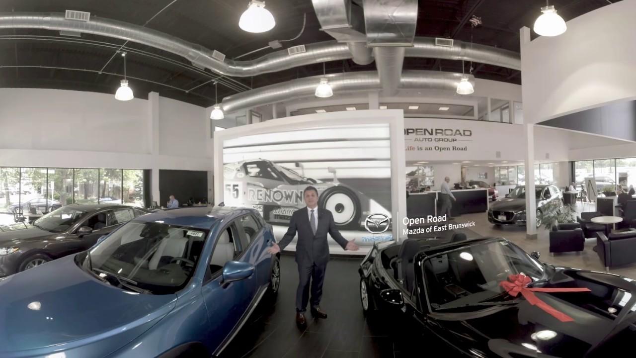 Open Road Mazda Of East Brunswick 360