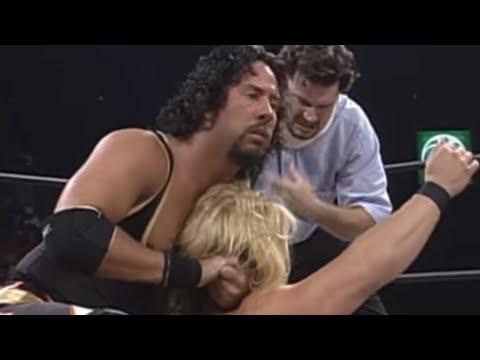 Halloween Havoc 1996: Syxx vs. Chris Jericho