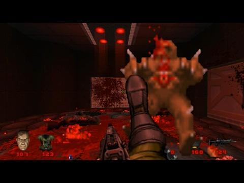 Hell On Earth Starter Pack - Level 3: Water Treatment Plant [Brutal Doom v20b: Black Edition v2.1a]