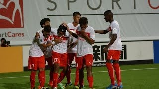 Home United vs Churchill Brothers: AFC Cup 2014 (MD4)