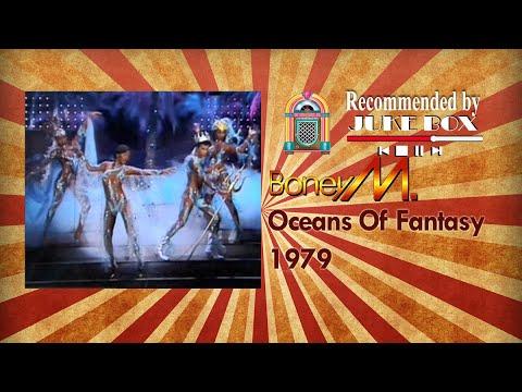 Boney M. - Oceans Of Fantasy 1979