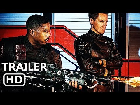 FAHRENHEIT 451 Official Teaser Trailer (2018) Michael B.Jordan, Michael Shannon, Sofia Boutella