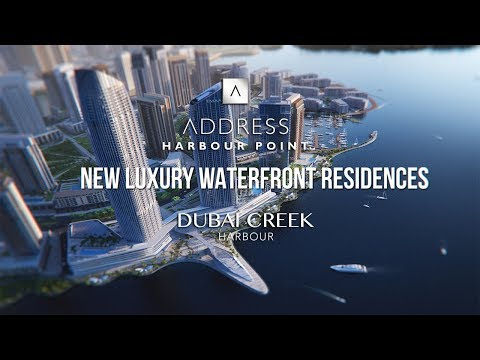 The Address Harbour Point at Dubai Creek Harbour By Emaar