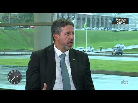 Líder do PP na Câmara é o entrevistado da semana do Papo de Bastidor | SBT Notícias (01/12/17)