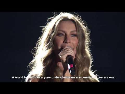 Rock in Rio 2017 – Abertura do Palco Mundo com Gisele Bundchen e Ivete Sangalo
