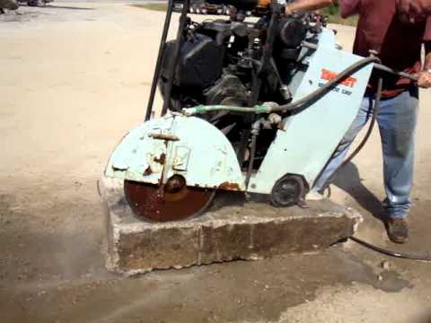 Edco Self Propelled Saws Training Part 1 Doovi