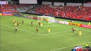 Western Sydney Wanderers vs Guangzhou Evergrande: AFC Champions League 2015 (Group Stage)