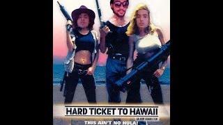 Hard Ticket to Miamii (The Parody)