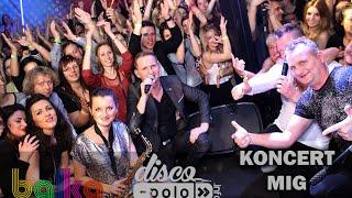 Mig -  Bajka Łódź - Koncert - Hit Roku 2015 (Disco-Polo.info)