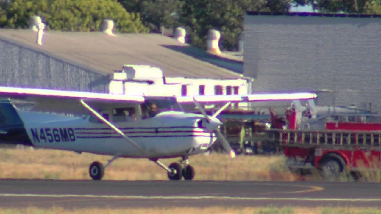 N456mb Cessna 172r Skyhawk Atp Flight School Takeoff Landing Hayward