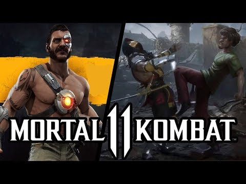 Mortal Kombat 11 - Kano and Shaggy Confirmed? thumbnail