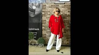 Модная Женская Одежда На Каждый День Стиль Бохо для женщин после 50