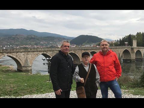 VIŠEGRAD- NIŠANI I SPOMEN PLOČA HASANU TUFEKČIĆU