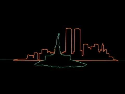 Escape From New York Opening Credits (With Original Theme & Prologue)