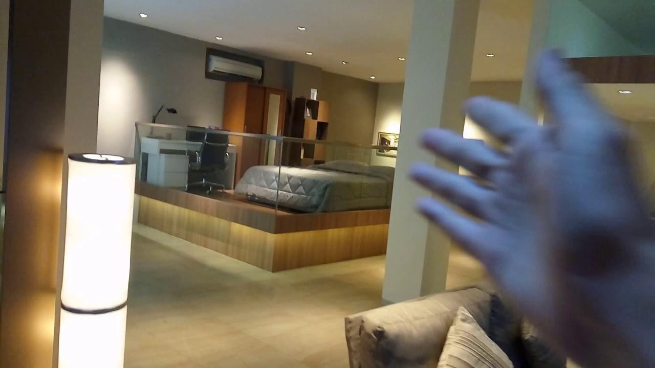 Mock Up Unit Cambio Lofts Alam Sutera 1 Bed Room LOFT - YouTube