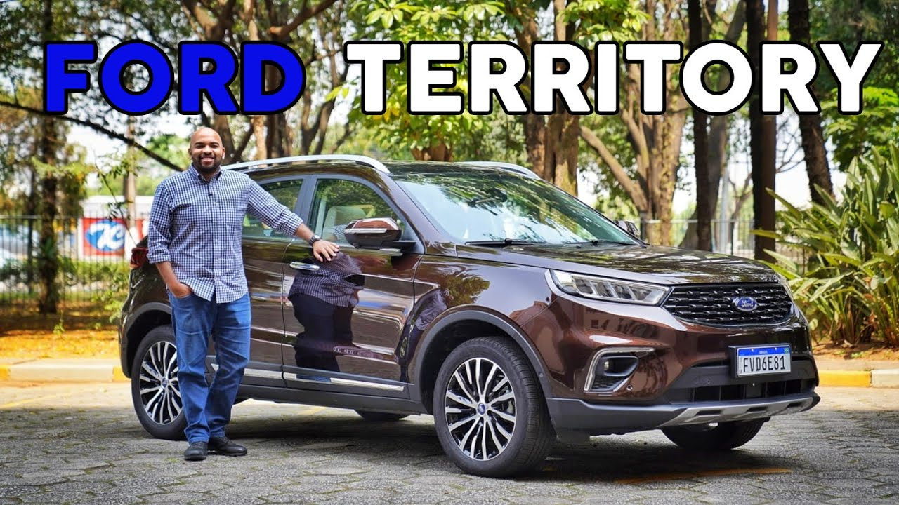 FORD TERRITORY CONSEGUE ENCARAR O JEEP COMPASS?
