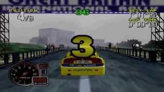 Rally Challenge 2000 Arcade Gameplay (Nintendo 64)