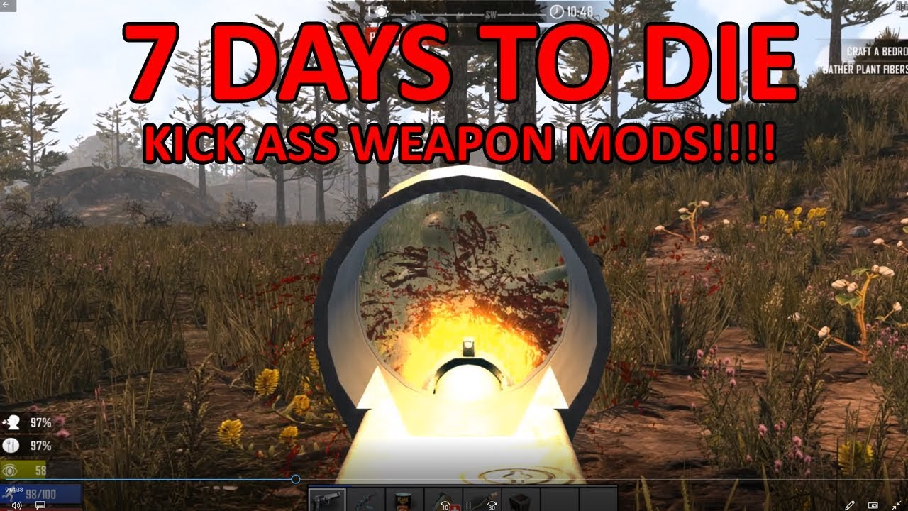 mods for 7 days to die