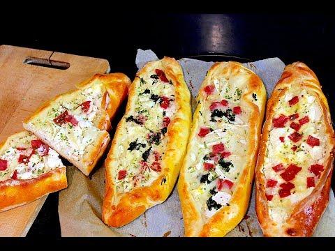 pide-pizza-turque-aux-fromages-/-recette-facille