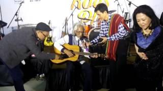 Yok Koeswoyo Nyanyikan lagu ciptaan yang tak pernah dikomersilkan