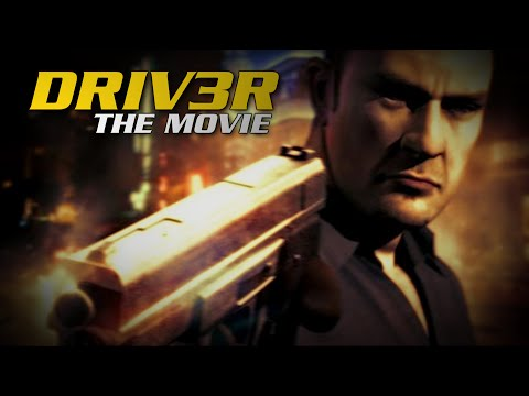 DRIV3R -  All Cutscenes/The Movie