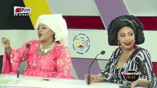 RUBRIQUE XAM AK XAMLÉ avec Pr MASSAMBA GUEYE dans Yeewu Leen du 09 Novembre 2018
