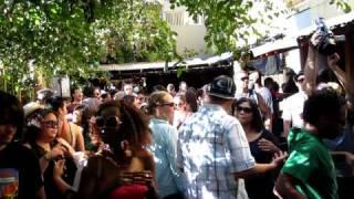 DJ SHEEP & ALOE BLACC @ THE DO OVER - JULY 4TH WEEKEND, 2008