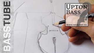 How to Design a Double Bass - A Quick Sketch