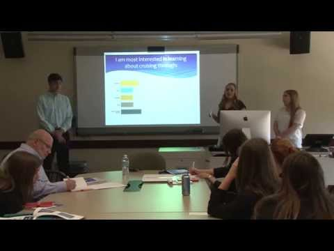 OU Global PR Presents Carnival Cruise Lines Pitch Presentation