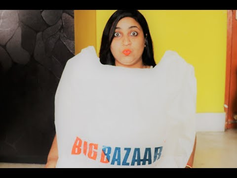 BIG BAZAAR Se kitchen ka saman khareeda hai,kya thik kiya maine???/Big bazaar shopping haul