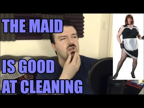 DSP Tries It - The Maid Is Good At Cleaning!