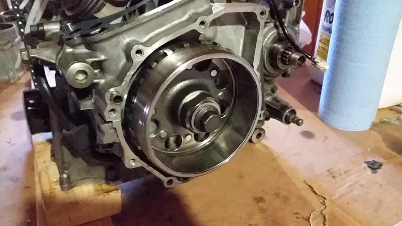 Suzuki Drz Clutch Problems