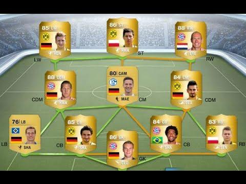 FIFA 14 Ultimate Team. 433(3) ...