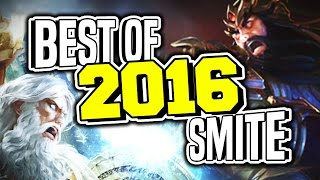 Best Of SMITE FUNNY MOMENTS - 2016