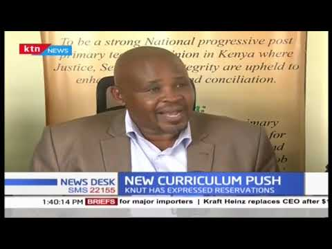 IG Mutyambai warns against those planning to disrupt the trainning of the new curruculum