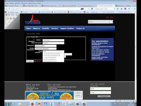 Hack Joomla Websites Using Com users New Exploit Priv8