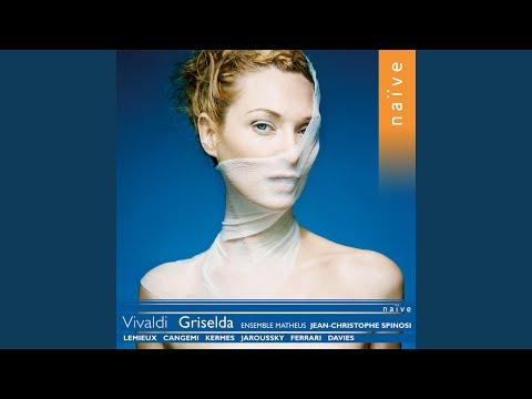 Griselda, RV 718, Act II, Scene 14: Terzetto Non piu regina (Griselda, Gualtiero, Costanza)